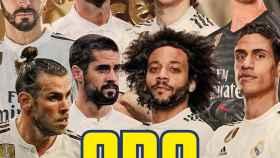 La portada de El Bernabéu (09/10/2018)