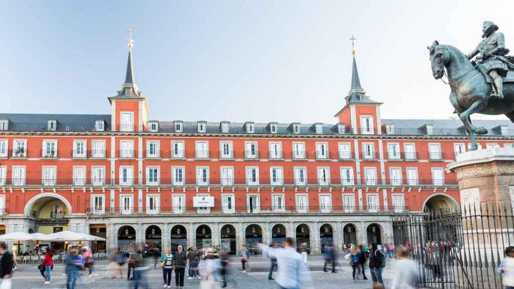 El hotel Pestana Plaza Mayor abrirá sus puertas en 2019.