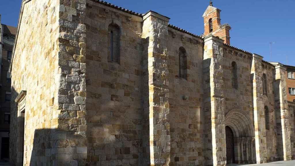 La Iglesia de San Esteban es una de las que ha sido atacadas.