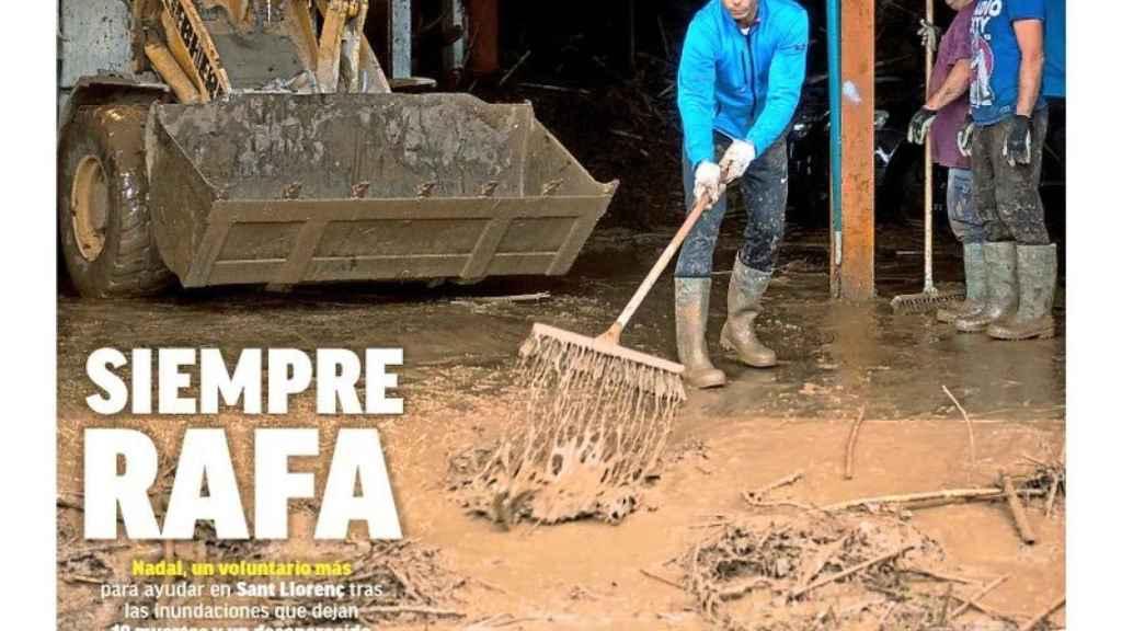 Portada MARCA (11/10/18)