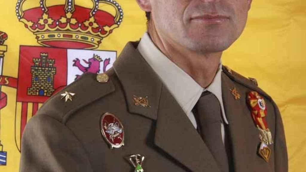 Fernando Yarto, comandante del Ejército de Tierra.