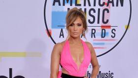 Jennifer Lopez en los 'American Music Awards'
