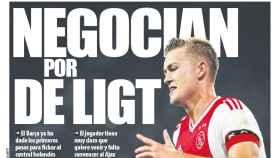 Portada Mundo Deportivo (11/10/18)