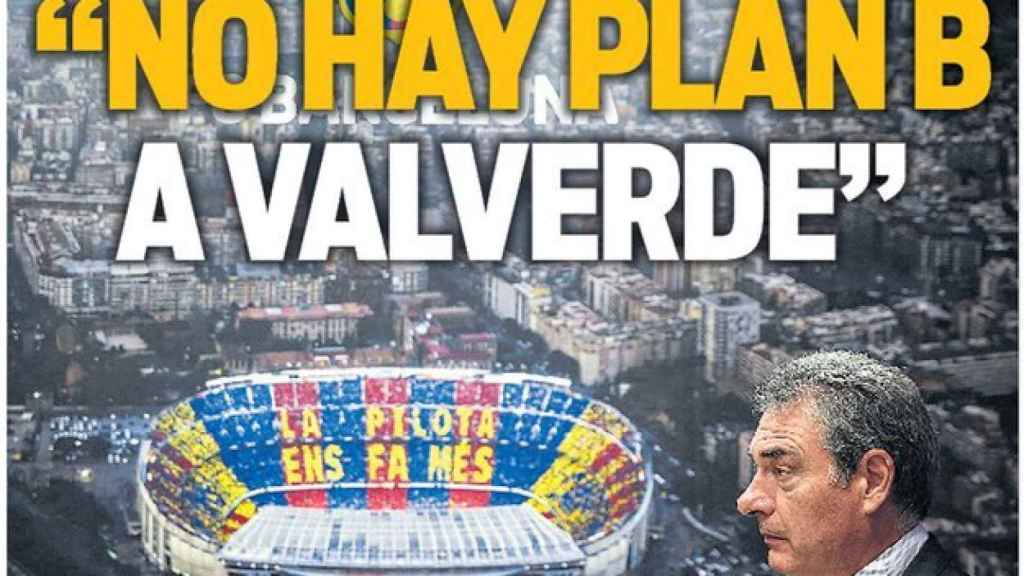 Portada Sport (11/10/18)