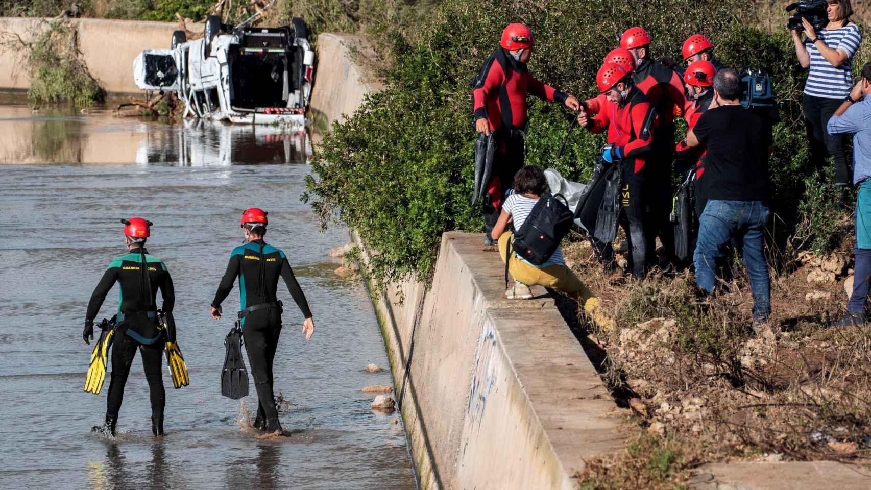 La principal misión: encontrar a las 3 personas desaparecidas en Mallorca
