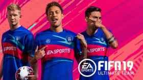 Instala FIFA 19 en tu Android: ya disponible el mejor juego de fútbol