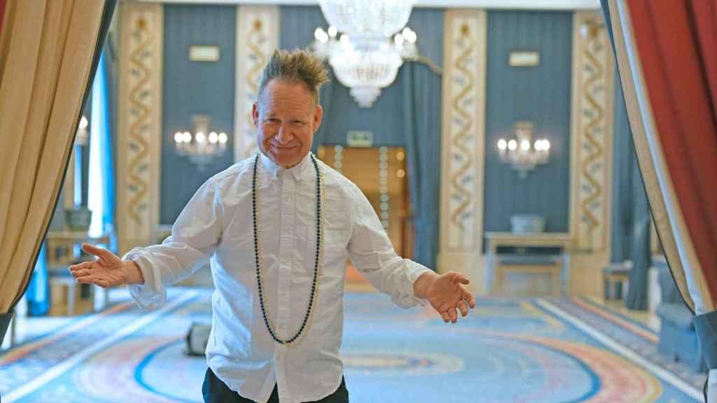 Peter Sellars, director de escena de Only the sound remains, en el Teatro Real.