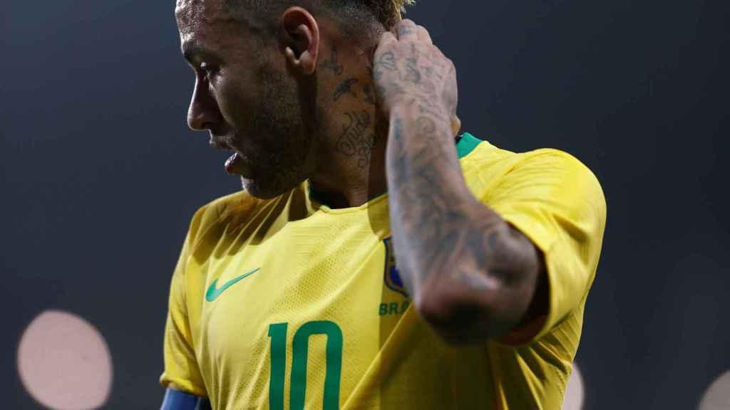 International Friendly - Saudi Arabia v Brazil