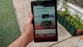 Análisis Amazon Fire HD 8 de 2018: una tablet que no esperas que sea tan buena