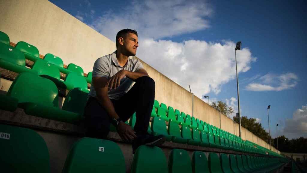 Juan Gutiérrez 'Juanito', exjugador del Betis y de la selección española, y amigo de Joaquín, con quien llegó a convivir en su etapa como futbolista.