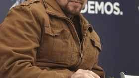 Pablo Iglesias, en la universidad de otoño de Podemos en el debate Europa. Sur o no sur