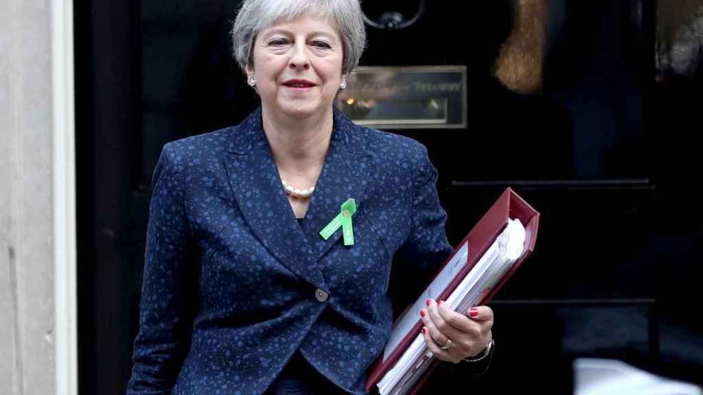 May se juega su supervivencia política en los próximos días en Bruselas