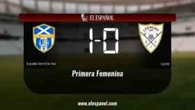 Los tres puntos se quedaron en casa: Granadilla Tenerife Egatesa 1-0 Logroño