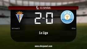 Los tres puntos se quedaron en casa: San Fernando 2-0 Ibiza