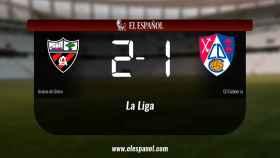 El Arenas de Getxo derrota en casa al Calahorra por 2-1
