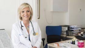 La doctora Verónica Casado trabaja en el Centro de Salud de Parquesol de Valladolid.