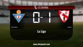 El Don Benito cae derrotado frente al Sevilla At. (0-1)