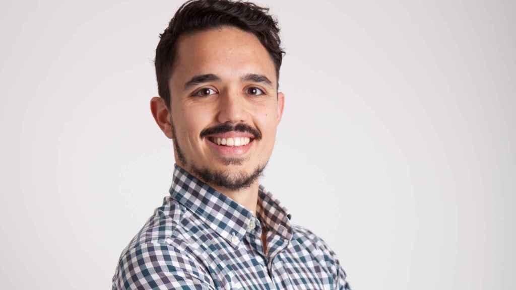El dietista-nutricionista Carlos Ríos, creador del movimiento 'realfooding'.