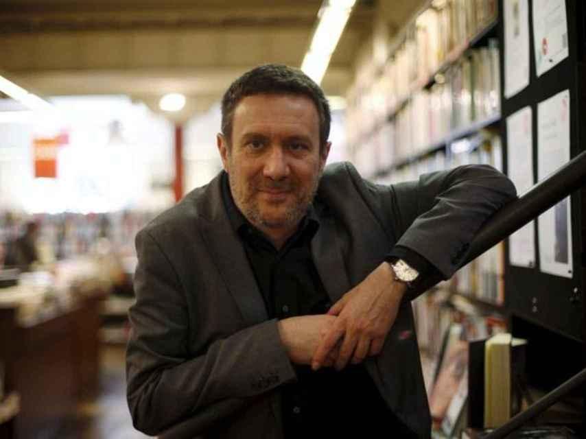 El autor Luisgé Martín. EFE.