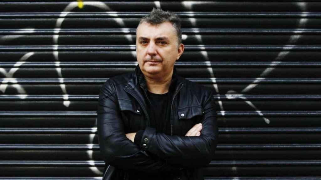 Manuel Vilas habla de dinero en su poesía. Y acudirá al Festival Eñe. EFE.