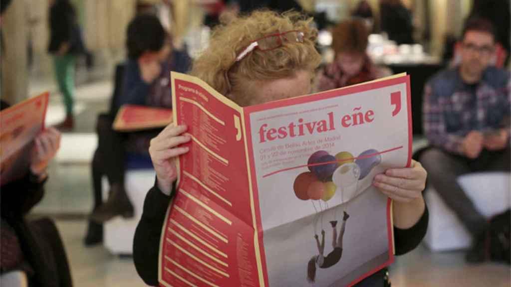 Las mujeres por fin están invitadas al Festival Eñe, y no sólo como asistentes, sino como ponentes.
