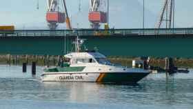 Servicio Marítimo de la Guardia Civil.