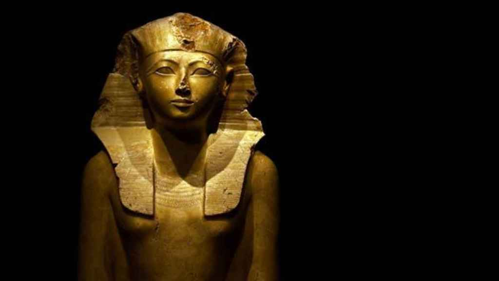 Hatshepsut, la gran reina egipcia de la dinastía XVIII
