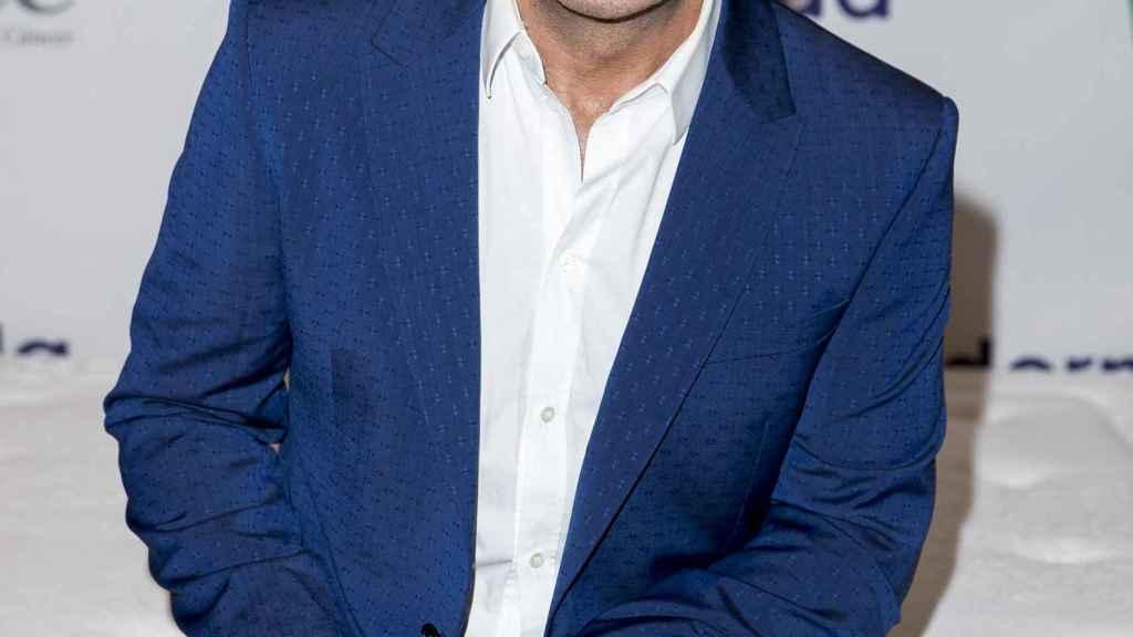 Jorge Javier Vázquez en una imagen del evento.