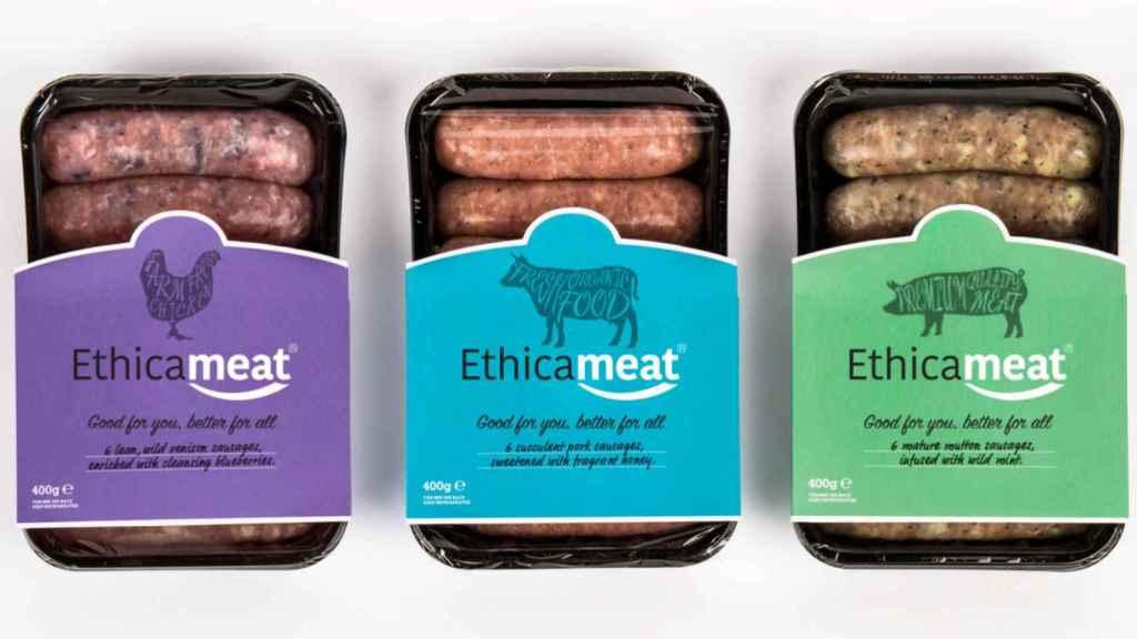 Así serán los productos de carne procesada de Biotech Foods.