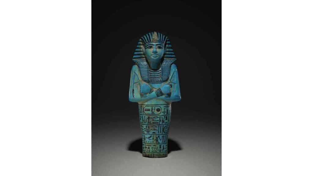 Ushebti del faraón Seti I