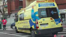 ambulancia enero 2018