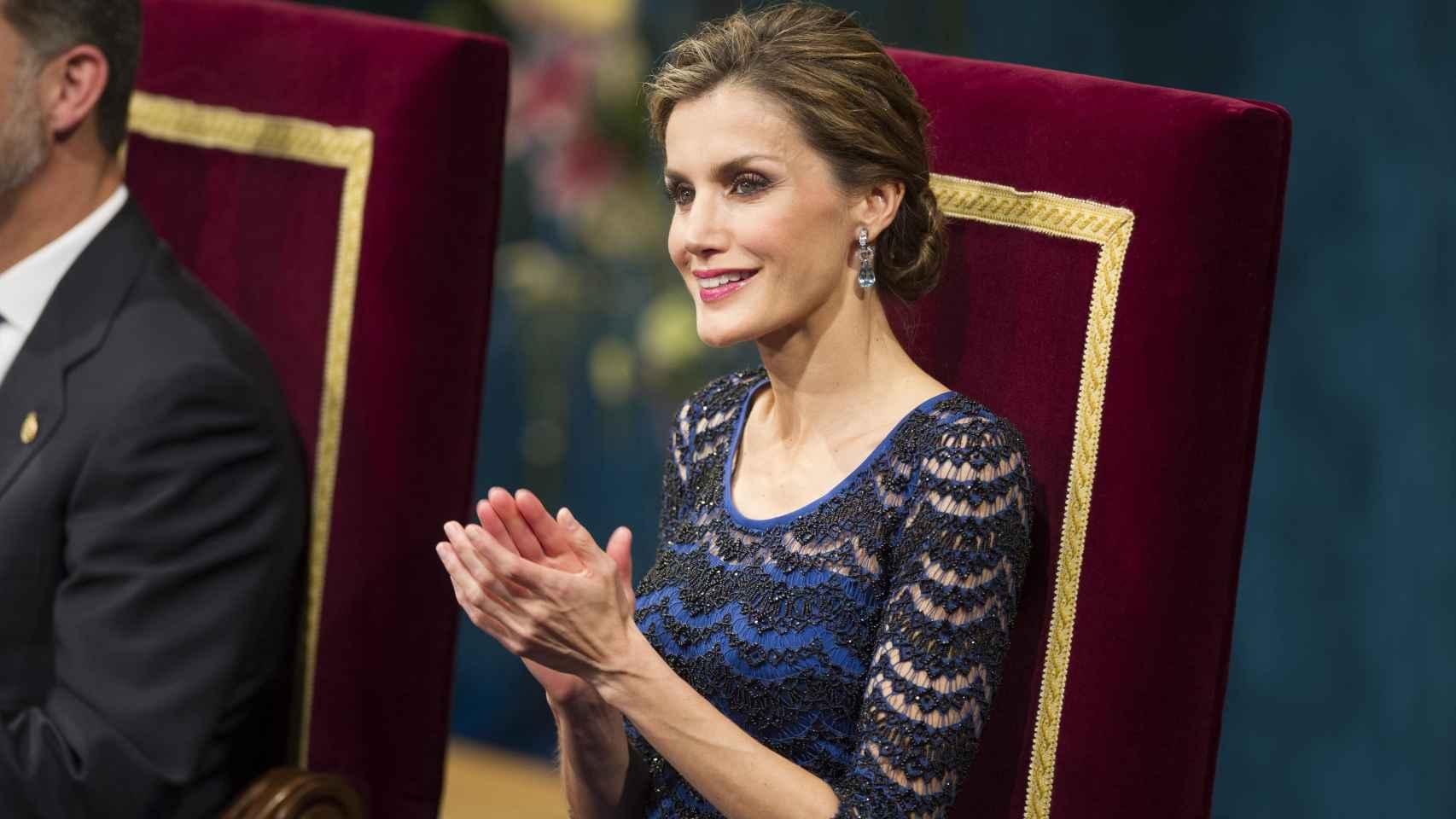 La evolución del estilo de la reina Letizia en los premios Princesa de Asturias