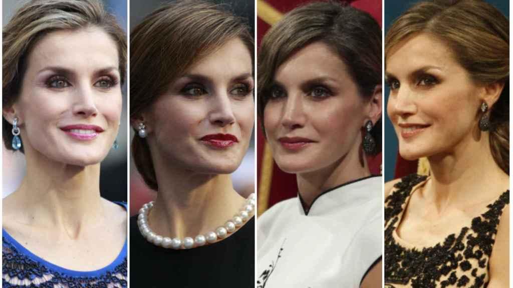 Letizia, en los Princesa de Asturias desde que es reina.