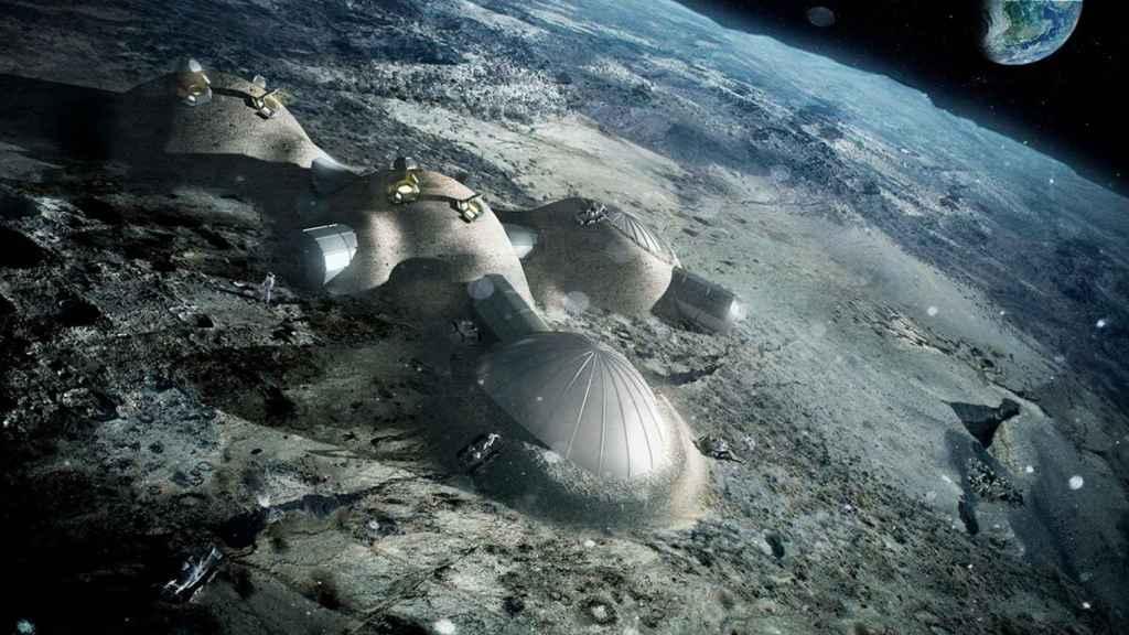 Base-lunar