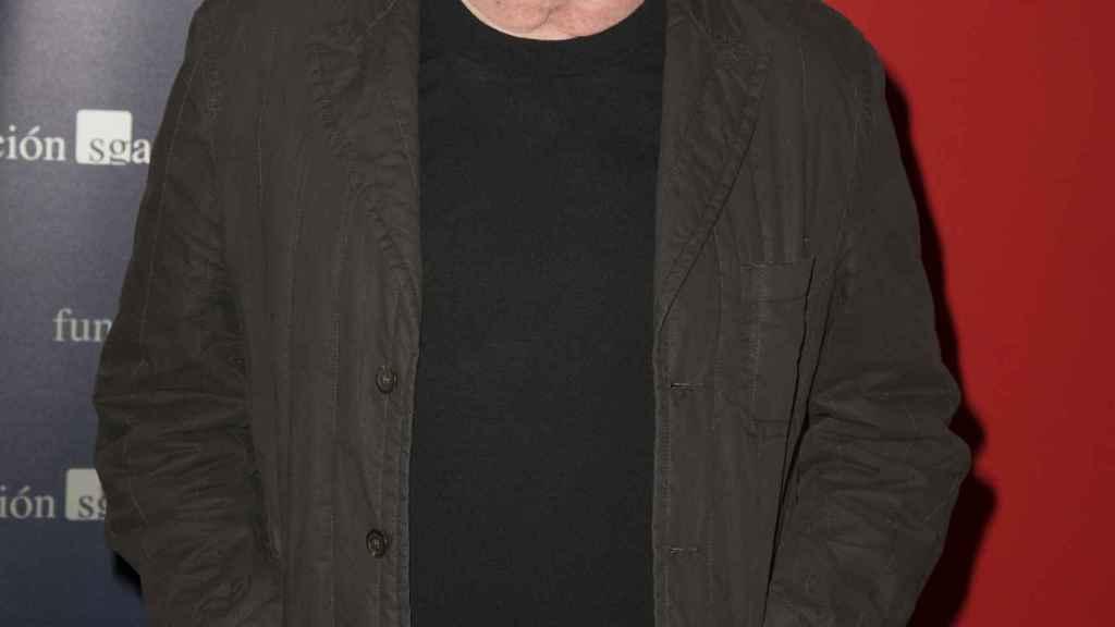 Víctor Manuel en imagen de archivo.