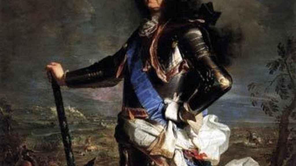 Luis XIV se consideraba el representante de Dios en la tierra.