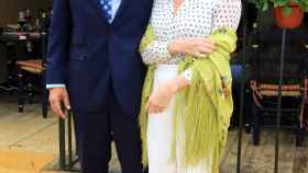 Ana Rosa Quintana y su marido, Juan Muñoz Tamara.