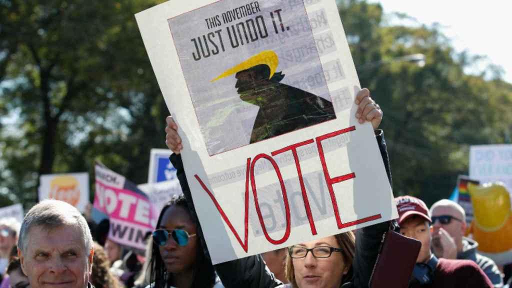 Estados Unidos celebrará elecciones legislativas el próximo mes de noviembre.