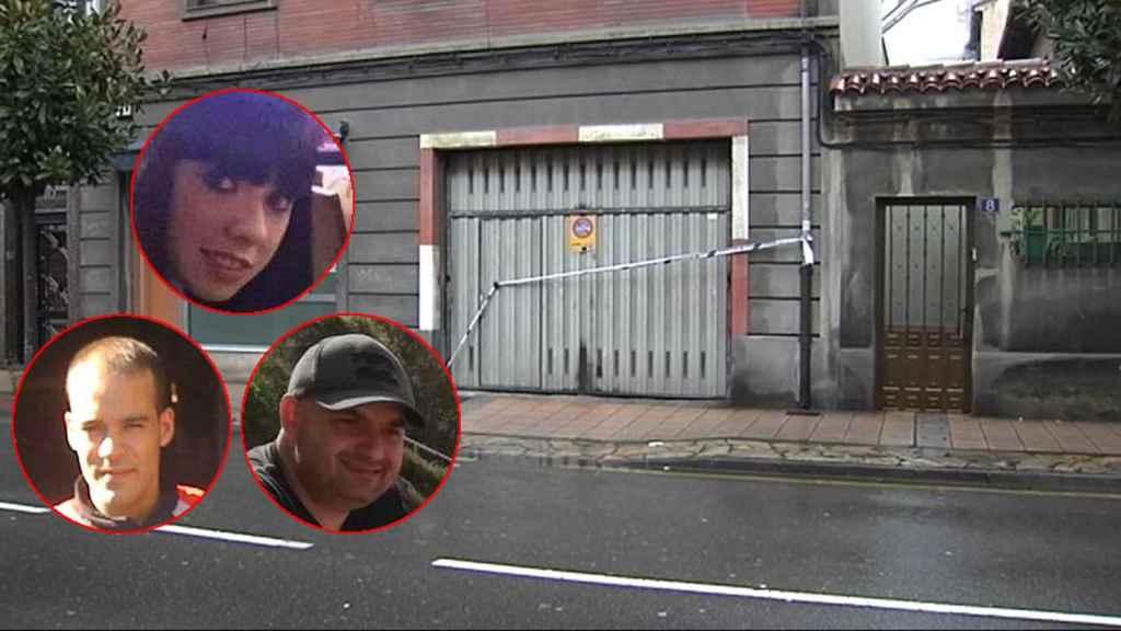 Nelson asesinó a Iván en el interior de su garaje. Marta ha sido también detenida por su participación en el crimen.