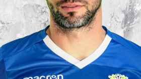 Richi, jugador del Melilla. Foto: udmelilla.es