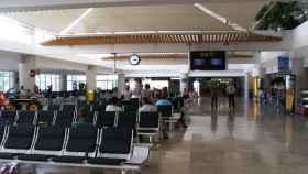 Imagen de archivo del Aeropuerto de Lanzarote