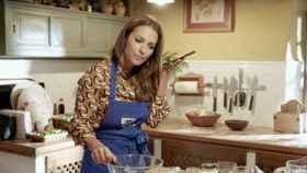 Paula Echevarría en 'Mi casa es la tuya'.