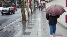 lluvia salamanca