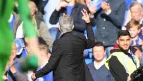José Mourinho se encara con la afición del Chelsea