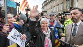 Clara Ponsatí está en Escocia