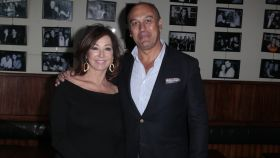 Ana Rosa Quintana y su marido Juan Muñoz Támara.