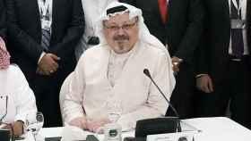Yamal Khashoggi, el periodista saudí asesinado en el consulado de Estambul.