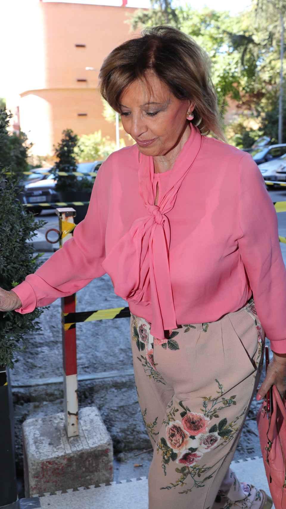 Teresa Campos.