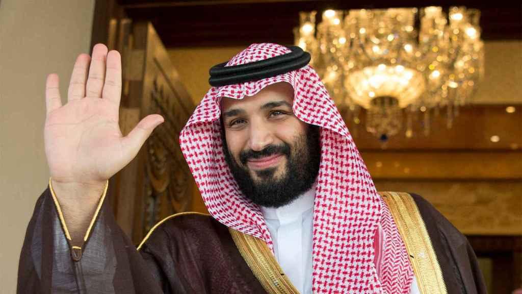 Mohamed bin Salman, en una imagen de archivo