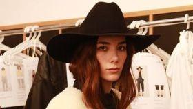 Imagen de uno de los sombreros de la colección.